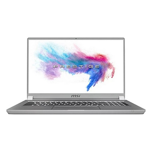 "Notebook MSI P75-670ES 17"" I9-9880H 64 GB RAM 2 TB SSD Silver"