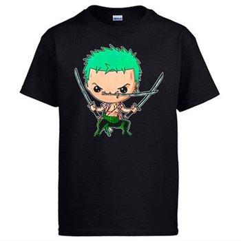 Camiseta Chibi Kawaii Roronoa Zoro parodia de One Piece Merchandising de One Piece Productos que enviamos en 3 días