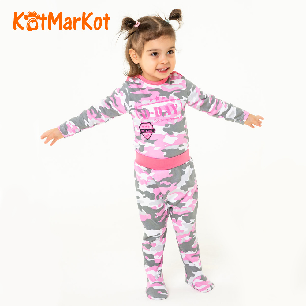 Romper For Girls Kotmarkot папина дочка, 5040215