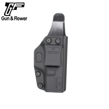 Gunflower Tactical Right Handed Inside the Waistband Polymer Belt Carry Holster for G19/G23/G32