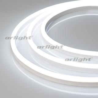 021344 Flexible Neon ARL-CF2835-Mini-24V White (16x8mm) ARLIGHT 50th