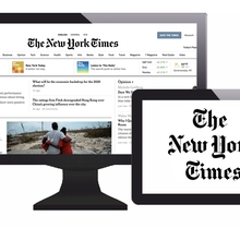 New York Times NYT Digital Subs cription 3-yearr iOS/Android/PC- Anywhere