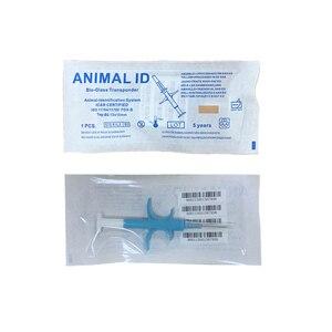 Image 5 - Бесплатная доставка, высокое качество, ICAR ISO11784 11785 2,12x12 мм, инжектор, Радиочастотная Идентификация собак и кошек, микрочип для домашних животных