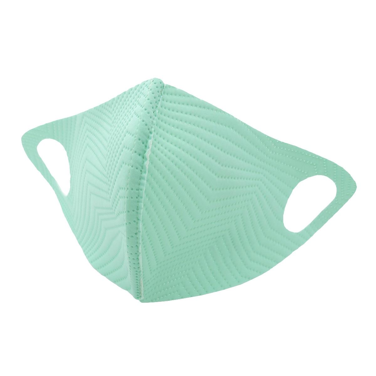 Mask Hygienic Reusable From Neoprene (green)