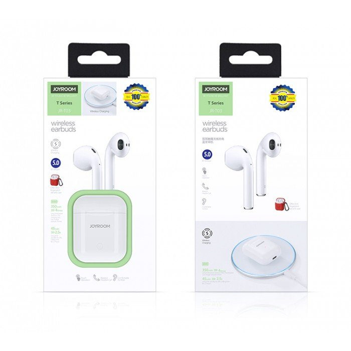 Bluetooth TWS JOYROOM JR-T03