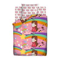 Kids bedding made of 100% cotton Mabel and pig