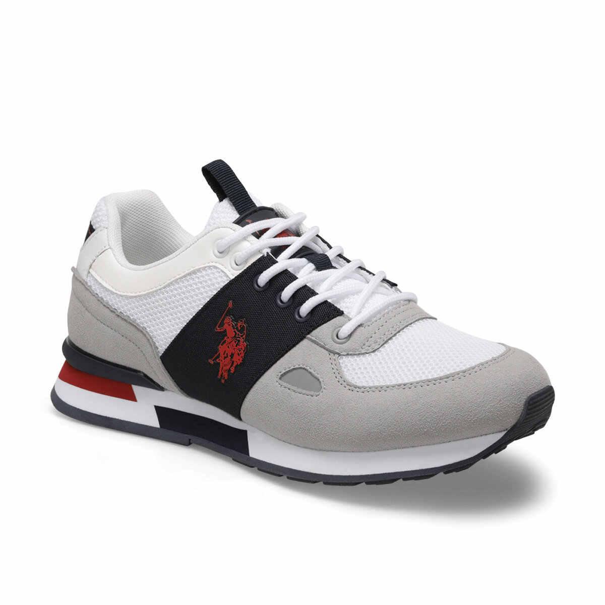 """פלו בנטלי לבן גברים של נעל נעלי ארה""""ב פולו ASSN."""
