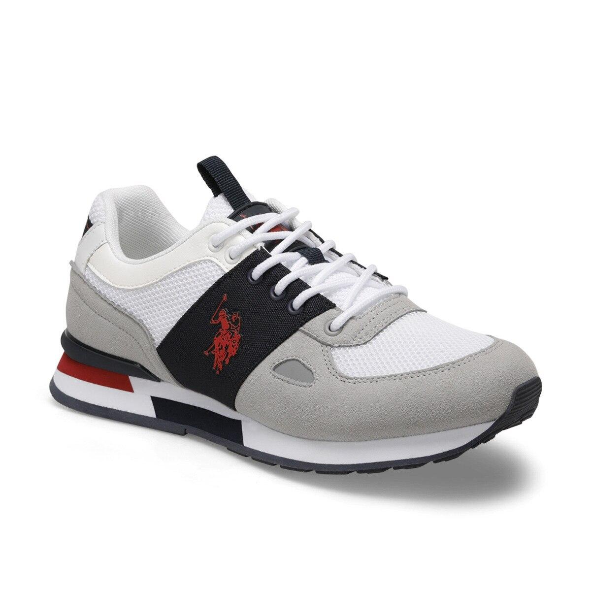 FLO BENTLEY White Men 'S Sneaker Shoes U.S. POLO ASSN.