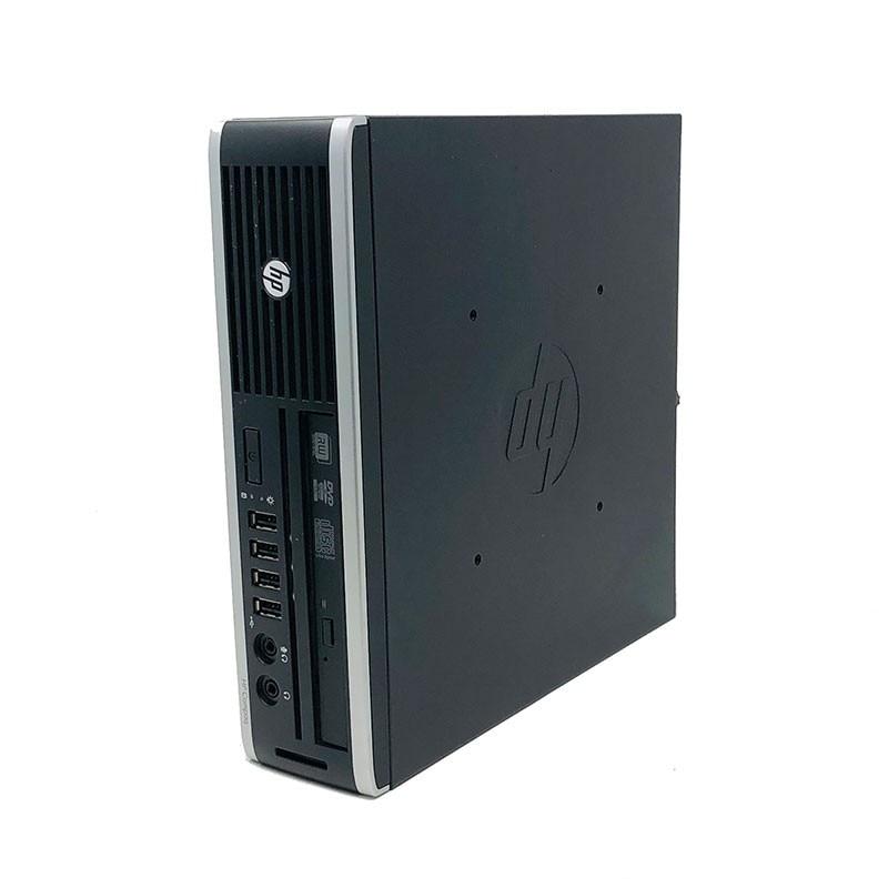 HP Elite 8300 USDT-desktop Computer (Intel Core I3-3220, 3.3 Ghz, 4 Hard GB RAM, HDD 500 Hard GB, Reader, Windows 10 Home)-