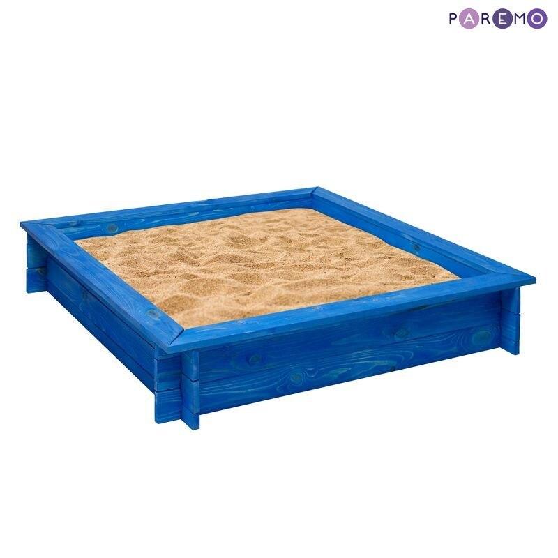 Beach/Sand Toys PAREMO  Wooden Sandbox \
