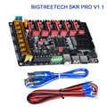 Bigtreetech skr pro v1.1 마더 보드 32 비트 지원 tmc2208 uart tmc2130 시리즈 이중 z 축 3d 프린터 용 드라이버 skr v1.3 cnc