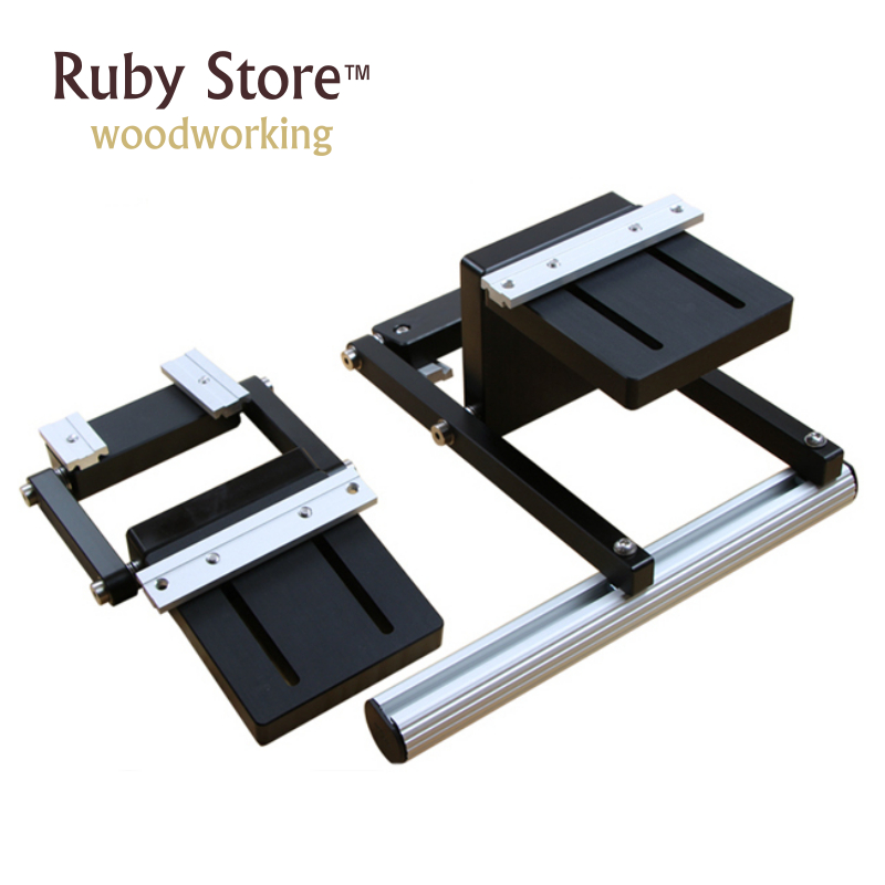 W-new Accessories for Cutting System for Circular Saw Guide Rail Tracks and Table Woodworking