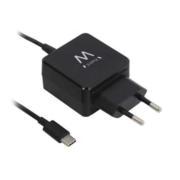 Wall Charger Ewent EW1305 Black|Tablet Chargers| |  - title=