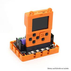 Image 3 - Elecrow Meowbit Codable Konsolu Programlanabilir Oyun Konsolları Microsoft Makecode Arcade ile 1.8 inç 160x128 TFT Renkli Ekran