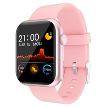 LOKMAT Bluetooth Smart Watch Touch Screen Fitness Tracker Heart Rate Monitor Sports Cardio