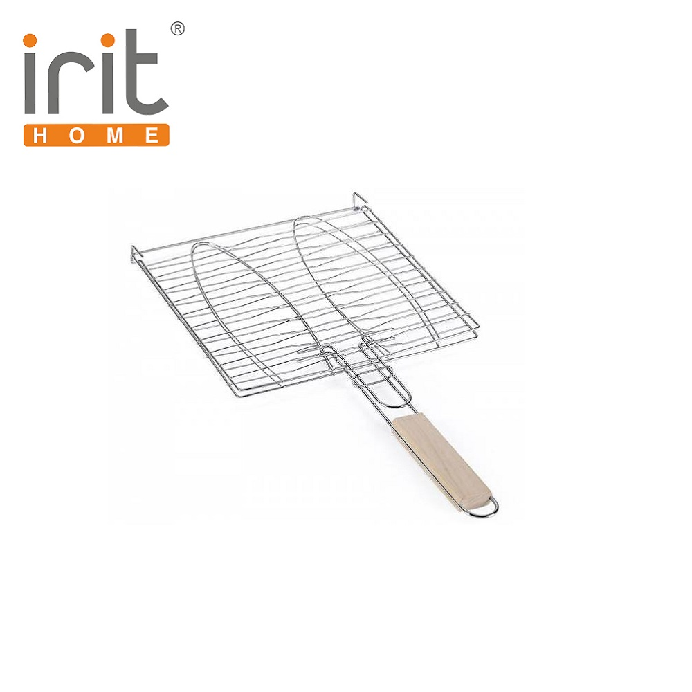 все цены на Grill for barbecue Irit IRG-410 Grill home kitchen appliances Lazy barbecue Grill онлайн