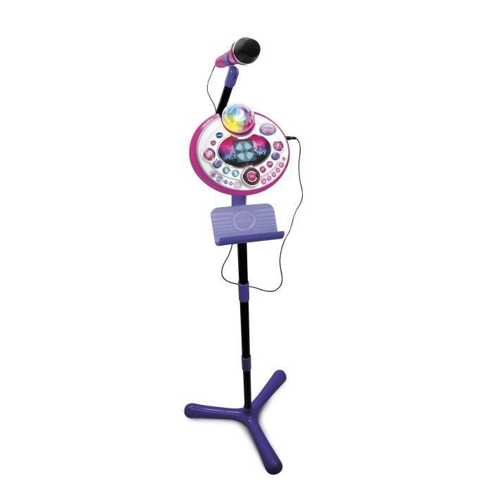 VTECH Kidi Superstar Lightshow Rose Micro Karaoke|Karaoke Player ...