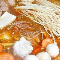#福气年夜菜#红红火火白菜粉丝煲的做法图解11