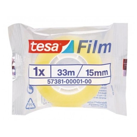 TAPE ADH 15MMx 33MT WRITING/OFI T. FILM CRONULLAFURNITURE.COM