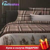 Jogo do fundamento delicatex 6456-1oxford casa têxtil lençóis de cama capas de almofada capa edredão ilillowcase