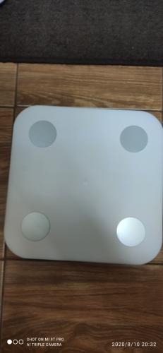 Smart Scale Xiaomi Mi Body Composition 10 Key Indicators | Accurate Body Data | Mi Fit App | BIA Technology|Bathroom Scales|   - AliExpress