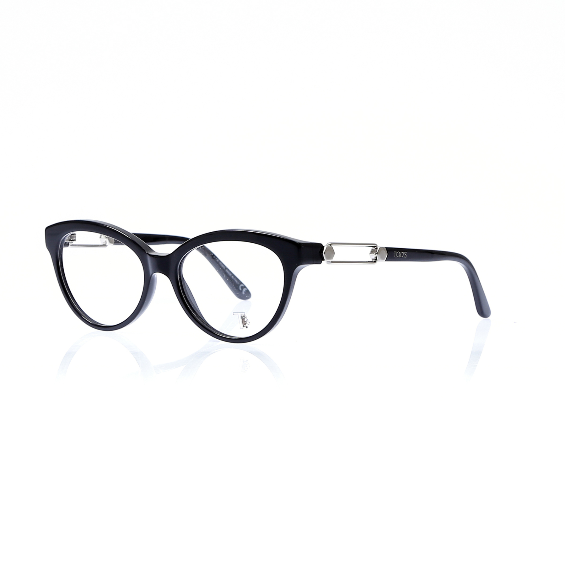 Women's sunglasses to 5162 001 bone black unspecified 52 -- tods