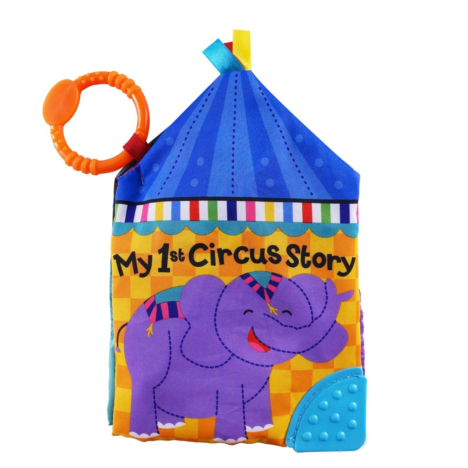 Ebebek Bondigo BP1100 My First Book- Circus Friends