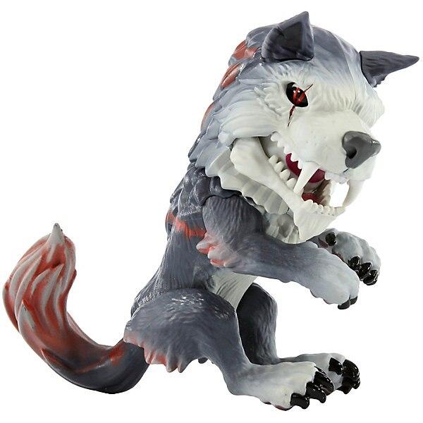 Interactive Wolf Werewolf WowWee Fingerlings