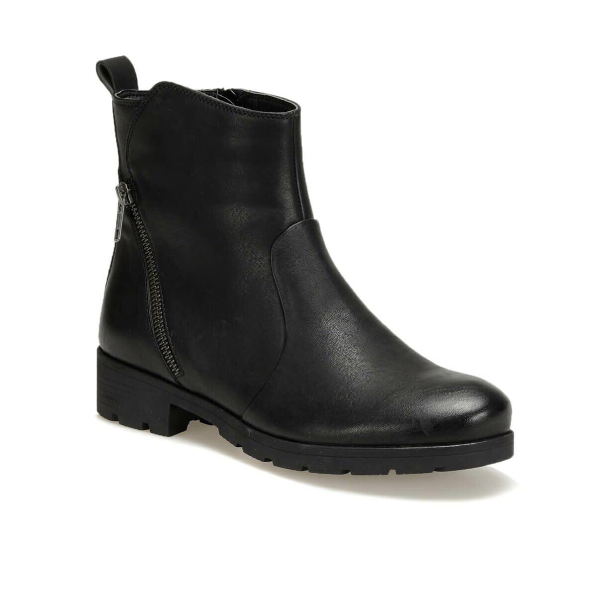 FLO CW19050 Black Women Boots Art Bella