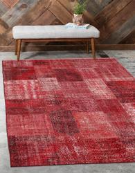 Else красный анатольский ковер пэтчворк турецкий ручной работы органический уголок ковер декоративный домашний декор шерстяной ковер пэтчв...