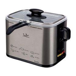 Frytownica JATA FR 326 1 L 1000W Inox w Elektryczne frytownice od AGD na