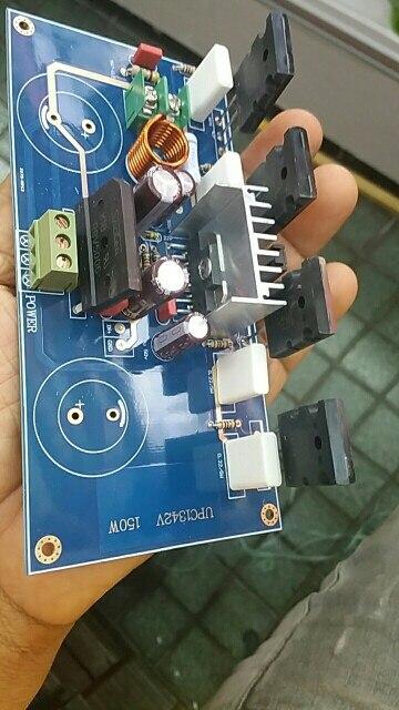 Amplificador 2sc5200 Upc1342v 2sa1942