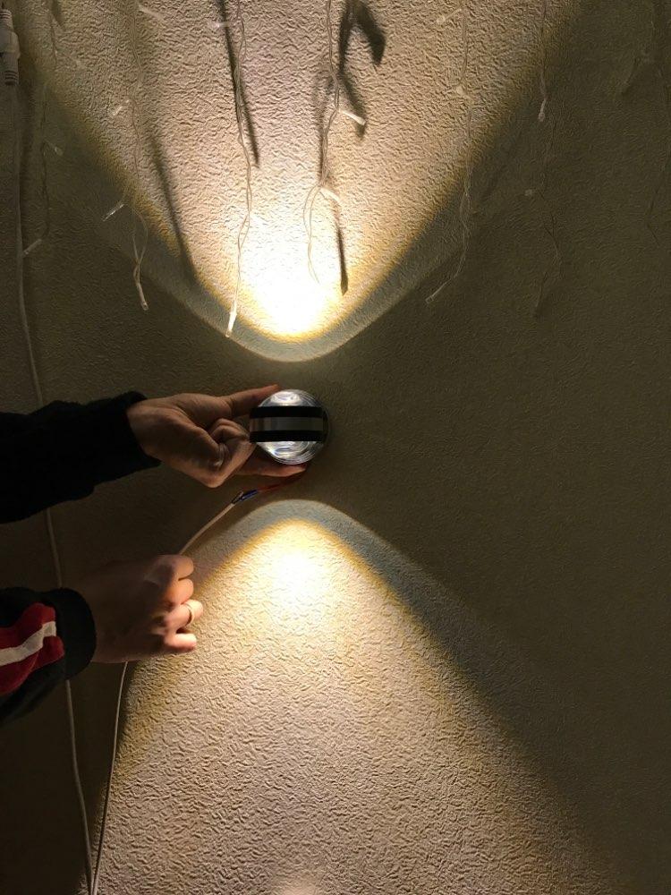 Luminárias de parede Lâmpada Parede Decoração