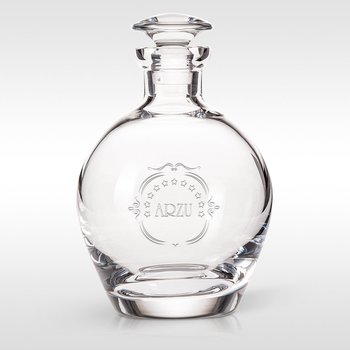 Personalized Custom Liquor Bottle