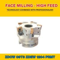 TK ZDCW 12 002 PRMT FACE MILLING - HIGH FEED BMR 50X4 022 ZDEW 12408