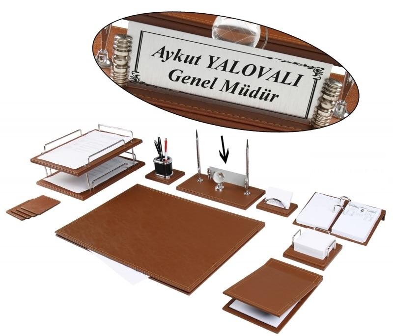 zenia-luxury-leather-desk-set-desk-pad-set-with-name-plate-double-tray-desk-organizer-office-accessories-desk-accessories