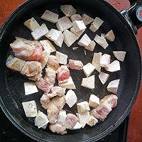 芋头焖牛筋的做法图解7