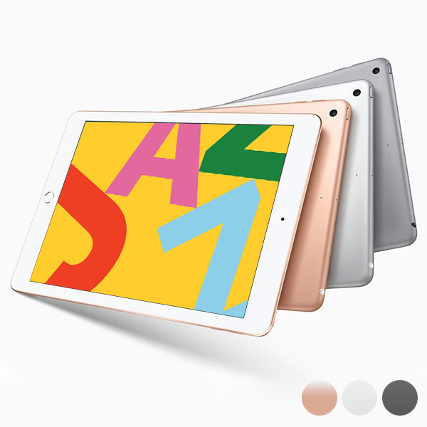Tablet Apple iPad 2019 de 10,2