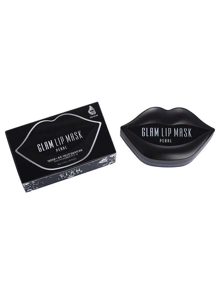 BeauuGreen Hydrogel Glam Lip Mask - Pearl