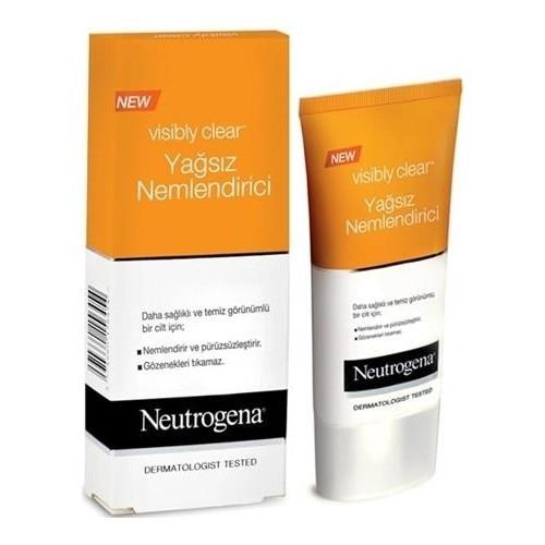 Neutrogena Visibly Clear Oil Free Moisturizer 50 Ml 1