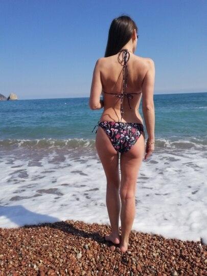 Swimwear Woman Swimsuit Sexy Bikini 2021 New Push Up Bikini Set Bathing Suit Women Print Floral Beachwear Biquini Two Piece Suit Bikini Set    - AliExpress