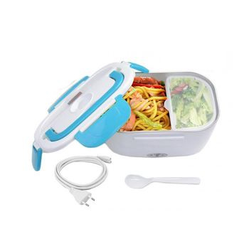Pastel lata ELECTRICA TUPPER TAPER portátil almuerzo calentador comida