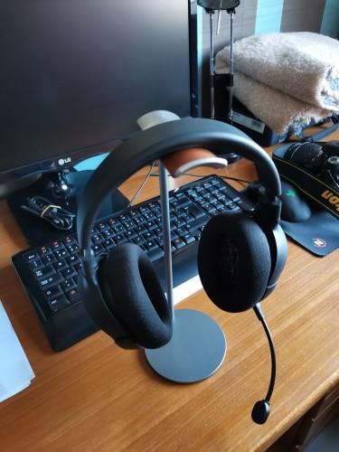 Aluminum Headphone Stand photo review
