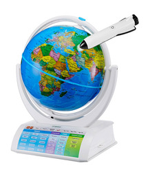 Globe interactif explorateur scientifique de l'oregon ar