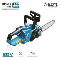 Chainsaw 20V (without BATTERY and charger) KOMA TOOLS PRO SERIES BATTERY EDM