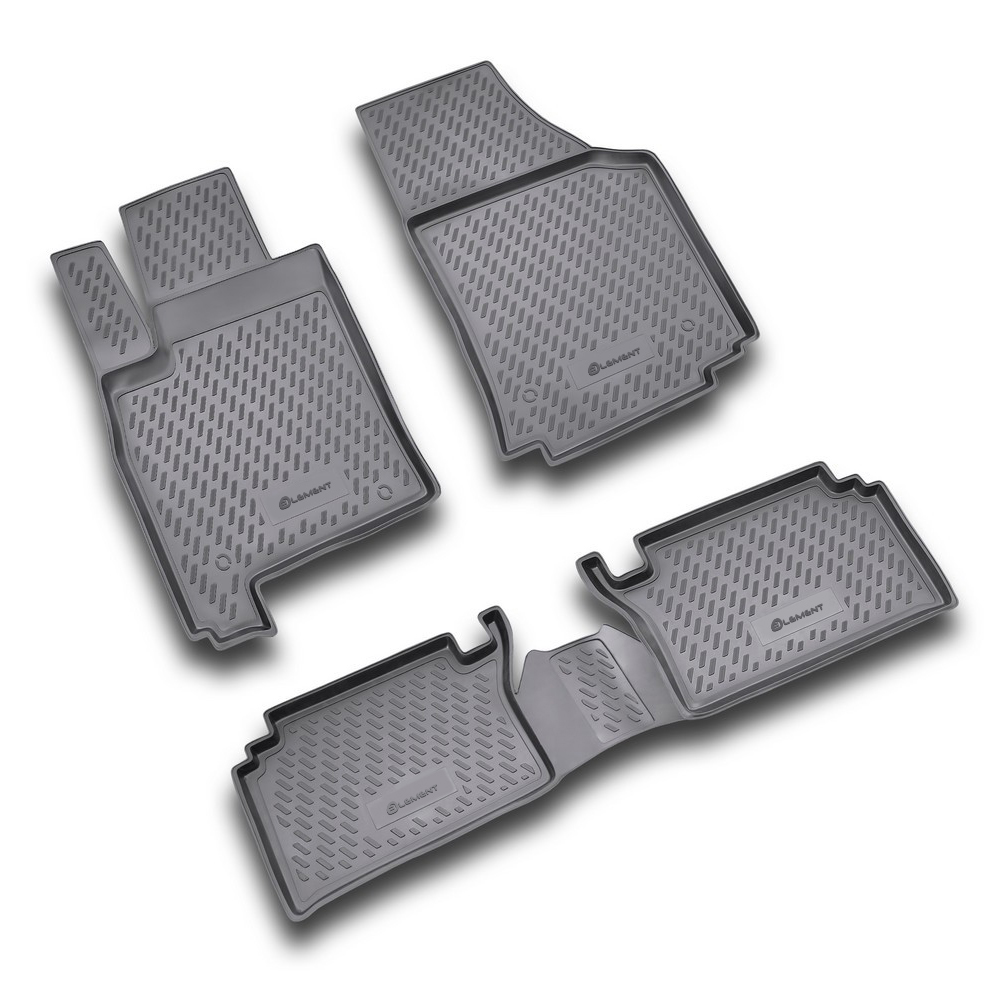 Floor mats for OPEL Meriva 2002 2010. NLC.37.07.210k|  - title=