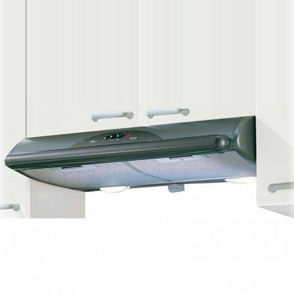 Conventional Hood Mepamsa MITOJET 60-N 60 Cm 490 M³/h 140W E Black