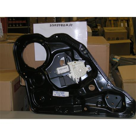 Electric Window Lifter Rear Left 1C0959811A Window Regulator Engine Seat 1