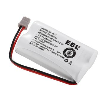 EBL 600mAh 2.4v Replacement Battery For Uniden BT1007 BBTY0651101 BT1015 Cordless Phone Ni-Cd Rechargeable Batteries image