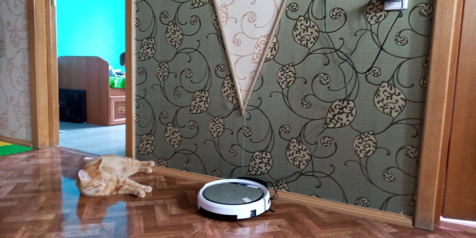 Robot vacuum cleaner ILIFE V50 for dry cleaning|Vacuum Cleaners|   - AliExpress